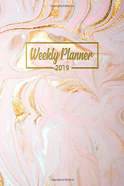 To Do/'s and More. Get Shit Done: Cute Floral Daily Weekly Monthly 2019-2020 Planner Organizer Nifty Two Year Motivational Agenda Schedule with Inspirational Quotes Notes
