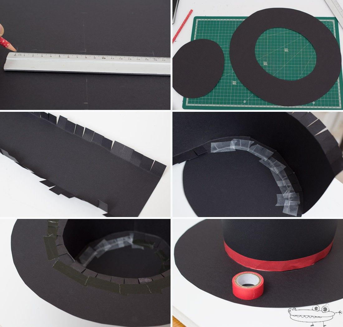 edd7be810596d como hacer un Sombrero Cordobés de Flamenco