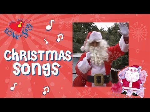 Christmas Songs For Children Comin Down The Chimney Kids Songs By The Learning Station Youtu Christmas Songs For Kids Christmas Song Preschool Christmas