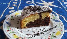 #Torta #marmorizzata #soffice