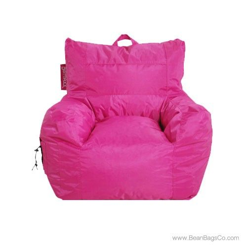 cool bean bags. Big Maxx Mega Bean Bag Chair For Adults - Hot Pink Cool Bags