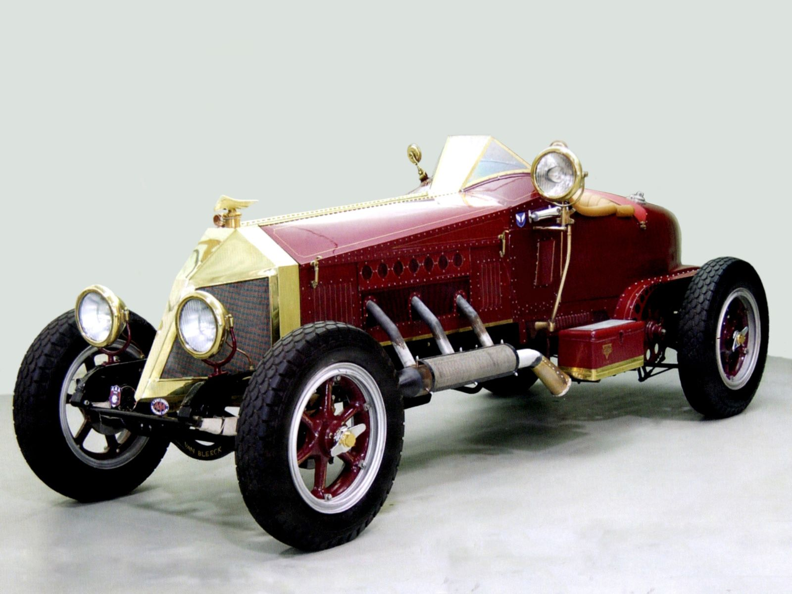 1915 Van Blerck Special Speedster | 1911 to 1920 early CARZ ...