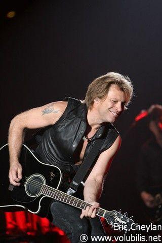 Bon Jovi - Concert Bercy (Paris) - www.volubilis.net
