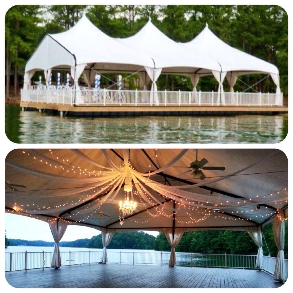 Lake Wedding Ideas: Lake Lanier's Venetian Pier- A Beautiful And Elegant