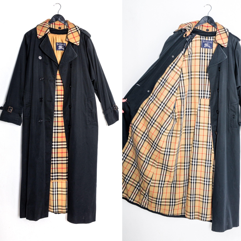 Vintage Burberrys Burberrys Women S Burberry Trench Etsy Burberry Trench Coat Burberry Coat Coat Design