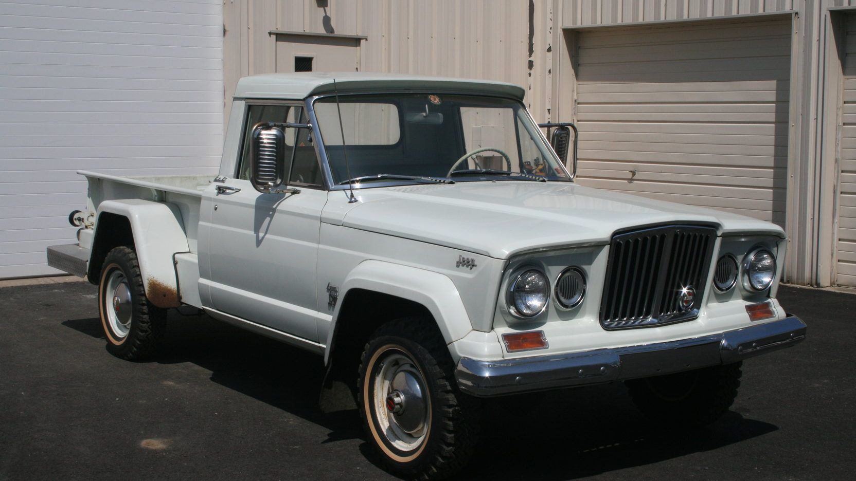 1965 Jeep Gladiator Thriftside 4x4 Presented As Lot T7 At