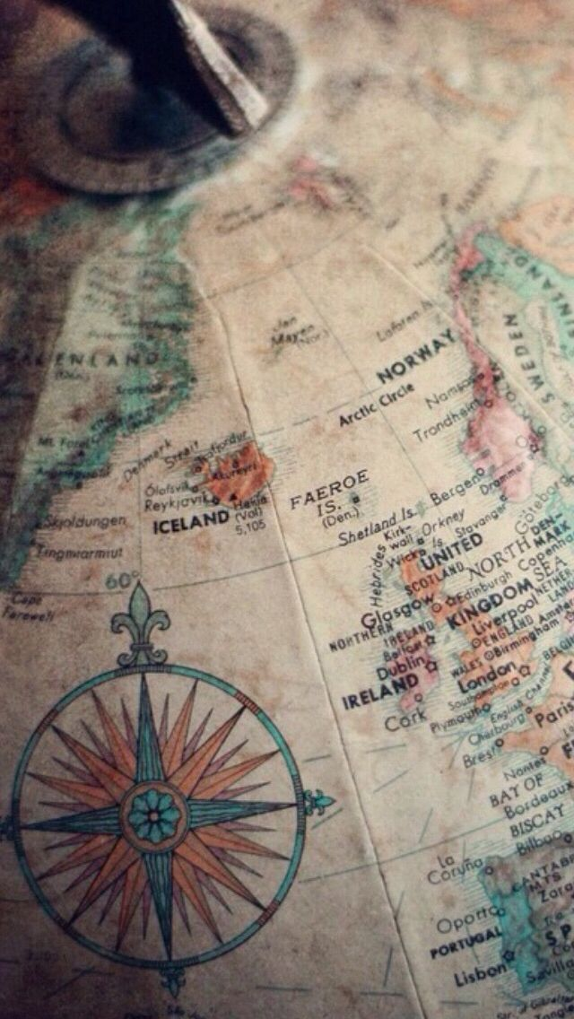 iPhone background {backgrounds} Pinterest Wallpaper, Wallpaper - fresh world map iphone 5 background