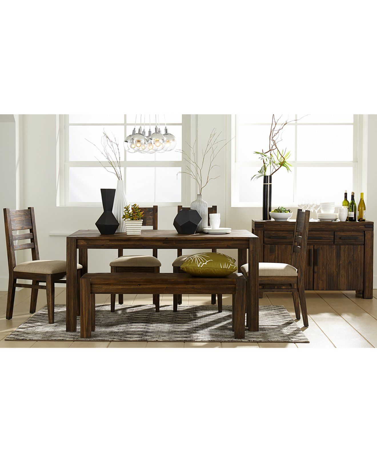 Avondale Dining Room Furniture Collection, Created for Macy\'s | Room ...
