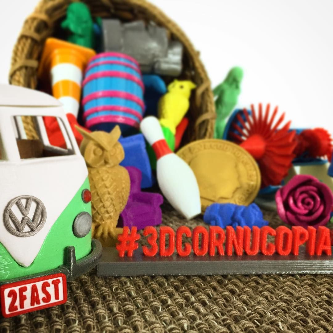Find us on indiegogo and join the 3dprinting revolution igg me at 3dcornucopia startup 3dprinted 3dprint 3dee 3dees 3ddesign 3dprinters home