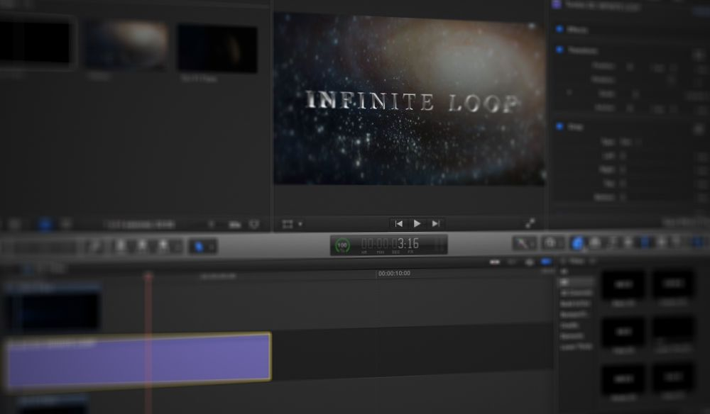 Make Your Project Stand Out With 3D Titles in Final Cut Pro