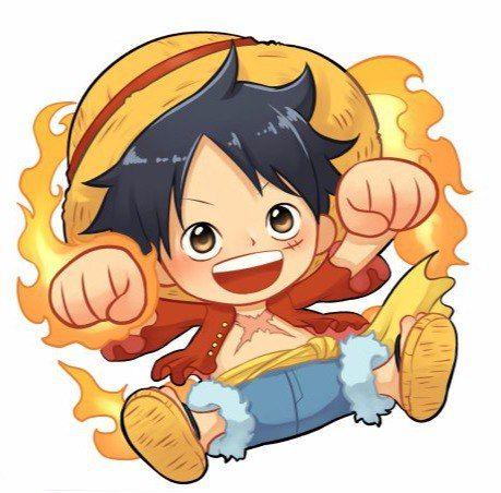 One Piece Monkey D Luffy Y Tưởng Hinh Xăm Anime Va ảnh