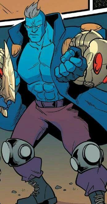 Maggott Japheth Earth 92131 From X Men 92 Vol 2 7 001 X Men Marvel Characters Marvel