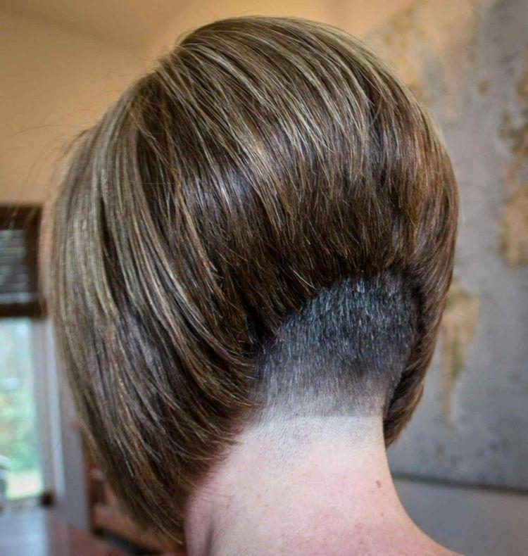 A Line Bob Haarschnitt – Trendige Bob Frisur Für Stilbewusste Und