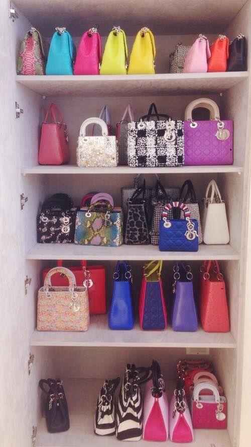 Handbag Storage