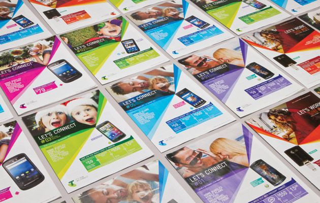 by Interbrand Australia  for Telstra