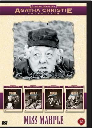 miss marple box 4 dvds amazonde margaret. Black Bedroom Furniture Sets. Home Design Ideas