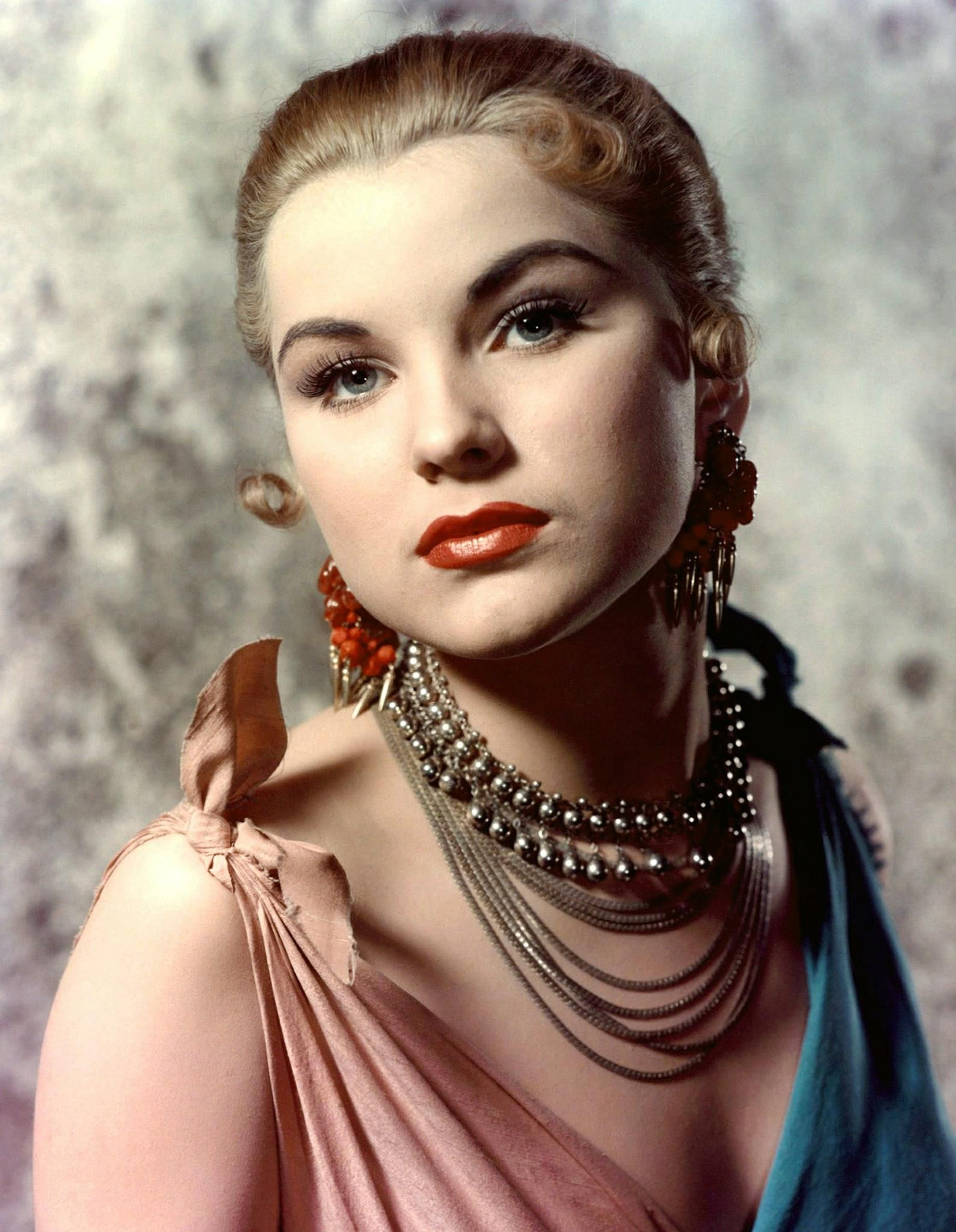 Debra Paget An American actress and entertainer who is