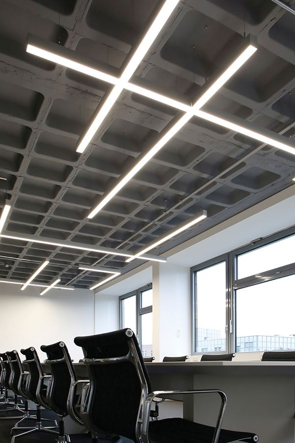 Conference Room Lighting Design: Conference Room Lighting With The Pendant Light-line