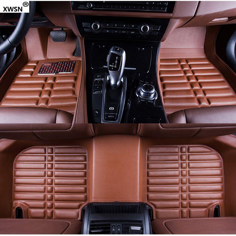 Custom Car Floor Mats For Nissan Qashqai J10 Kicks Murano Teana J32 X Trail T31 Almera G15 Nissan Ju Car Interior Accessories Custom Car Floor Mats Wagon R Car