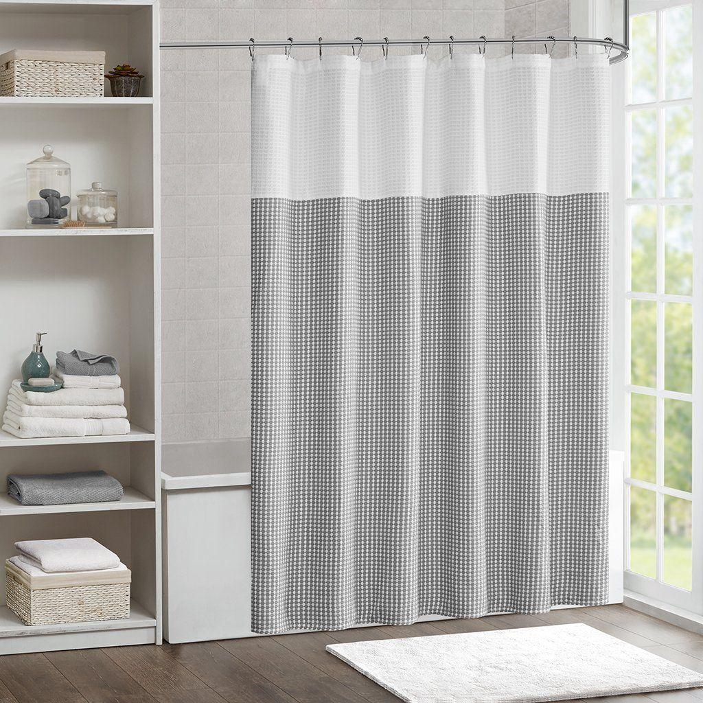 Jacquard Classic Shower Curtains Madison Park Shower Curtain