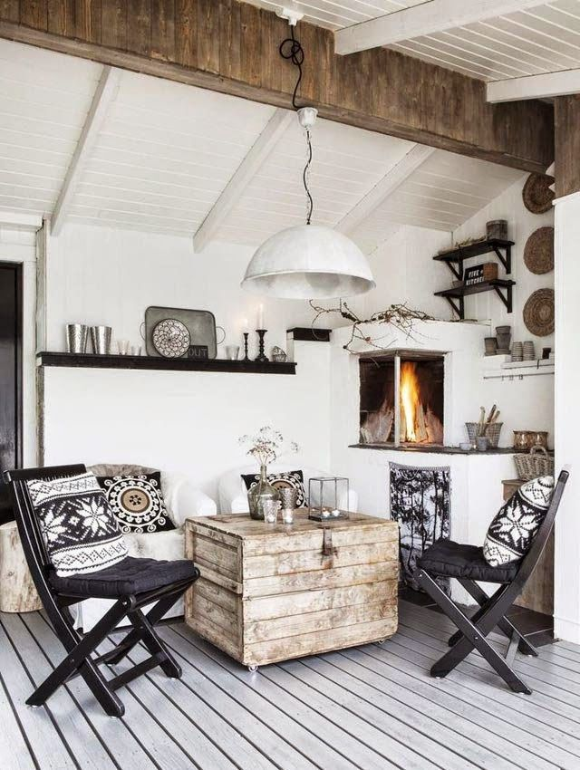 Pin On N E S T #small #rustic #living #room #ideas