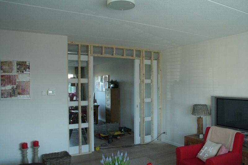 Ensuite Deuren Maken : Zelf ensuite kast maken woonkamer doors sliding