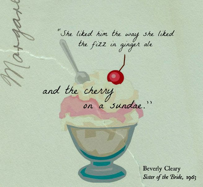 ya fiction | love quotes | book quotes | Beverly Cleary