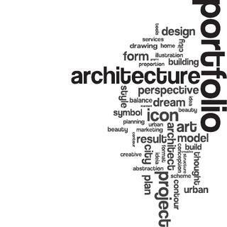 undergraduate architecture student portfolio examples