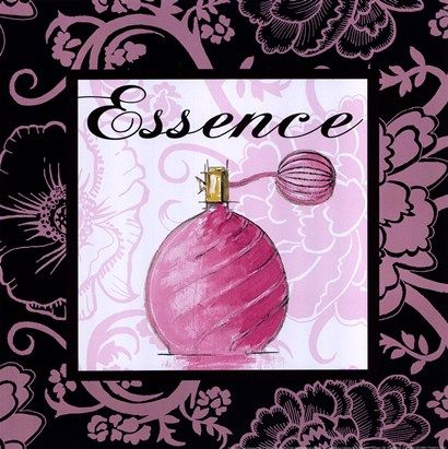 Fashion Pink Essence Framed Art Print