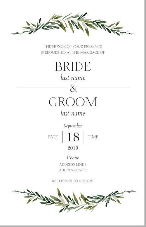 vistaprint wedding invitations templates  designs