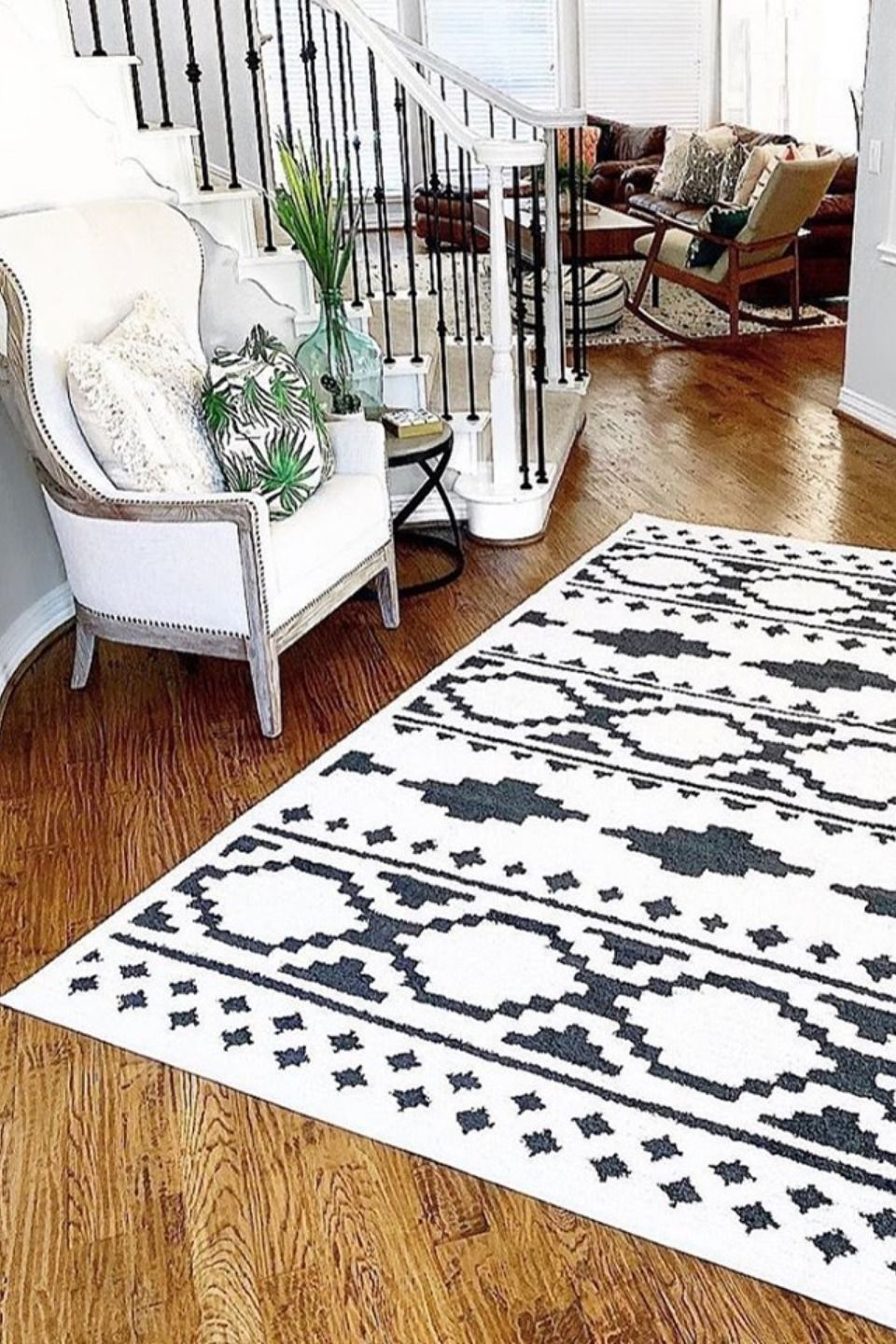 This Beautiful Amoret Rug Is Definitely