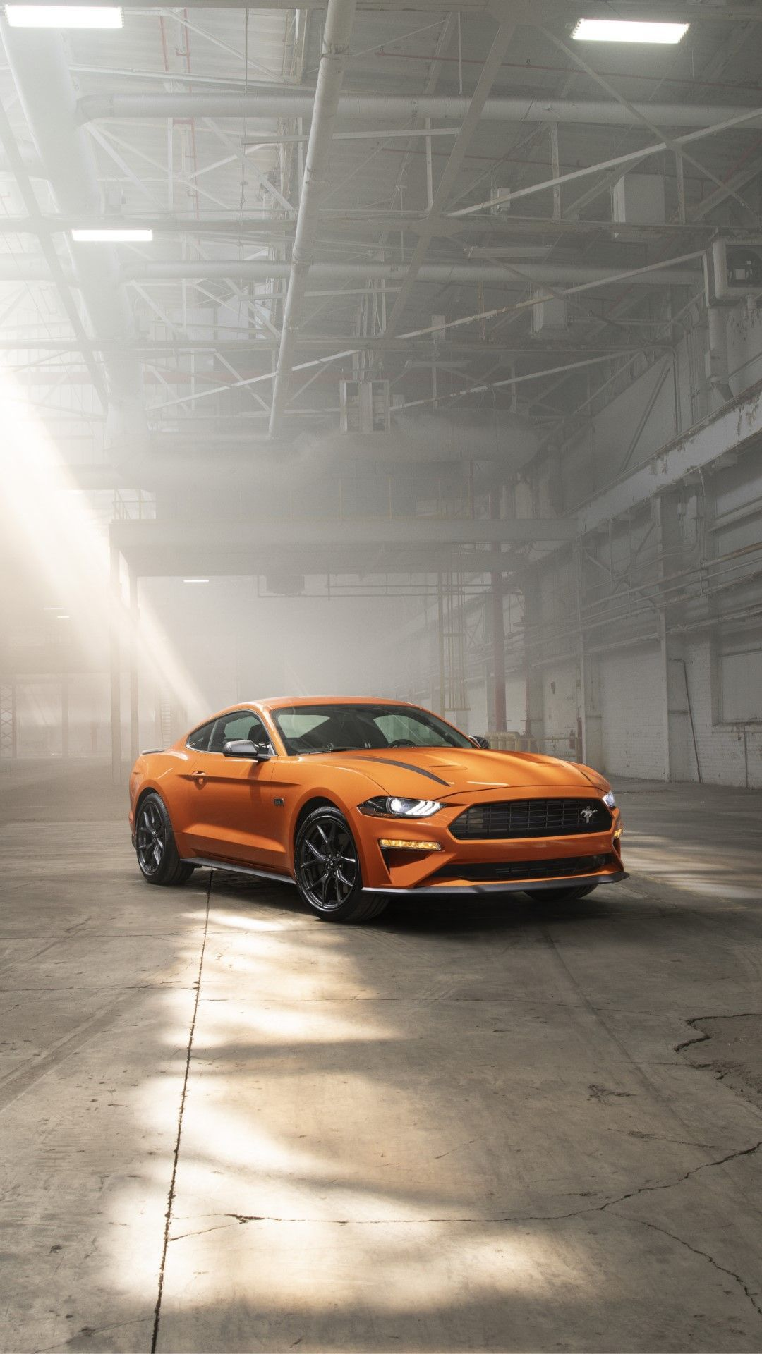 2020 Ford Mustang High Performance Package Ford Mustang Mustang