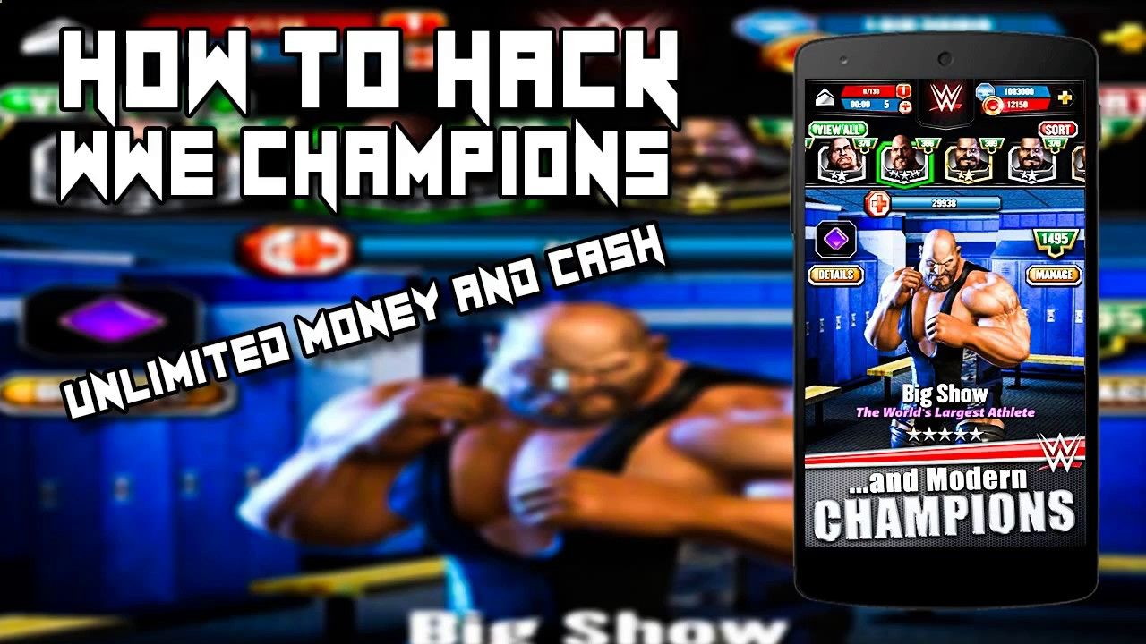 WWE Champions Hack Cheats For Every1, Grab it! WWE