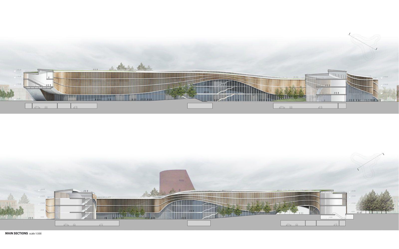 International Architectural Design Competition For Otaniemi