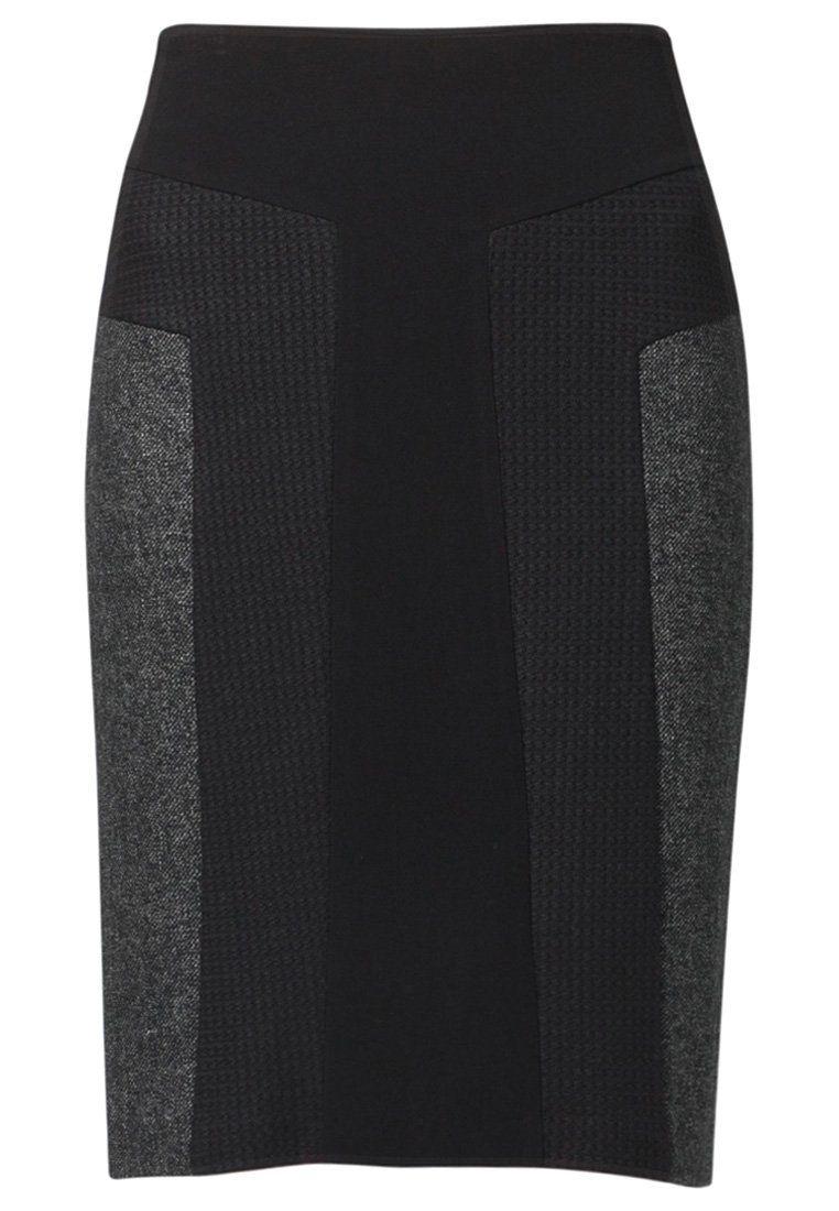 Vero Moda Very - LIBERTY - Blyantnederdel / pencil skirts - sort