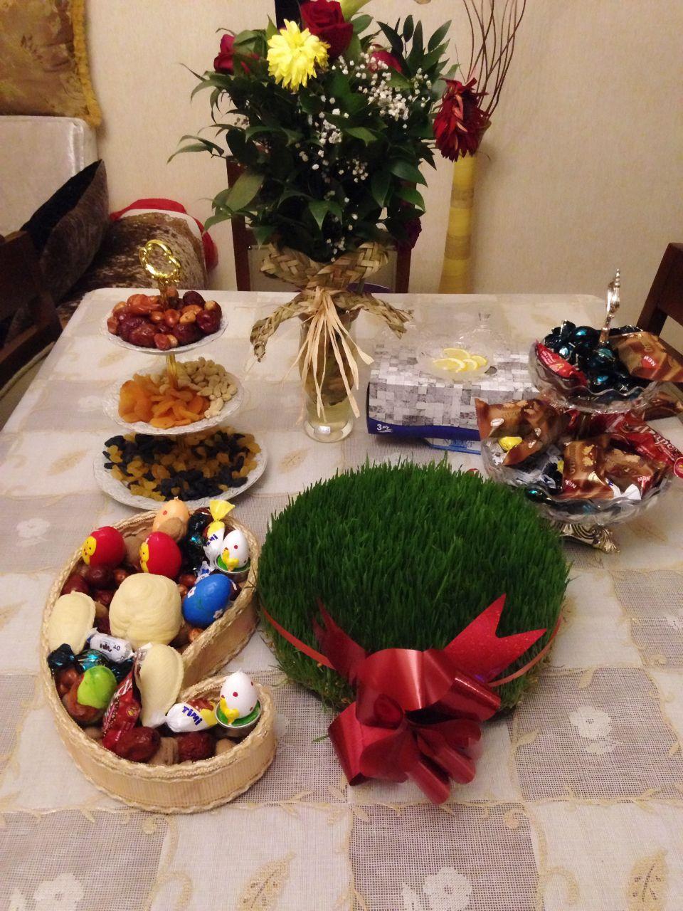 Novruz Bayrami Table Decorations Nowruz Decor