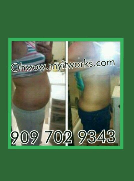 Clients results after 6 Wraps! So awesome!