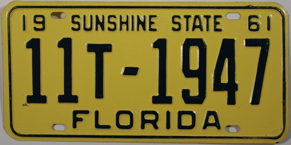 1961 license plates - Google Search   1961   Pinterest   License plates