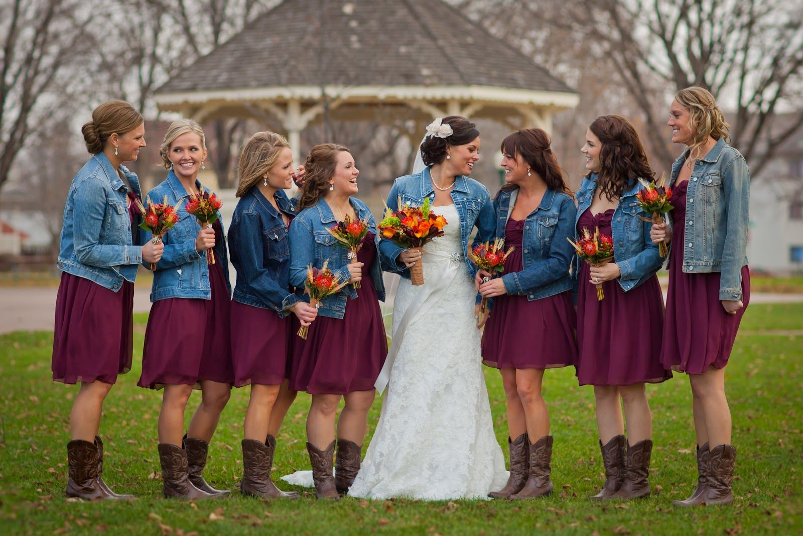 Blue camo wedding dresses  Omg love love love This is perfect Minus the flowers But I love