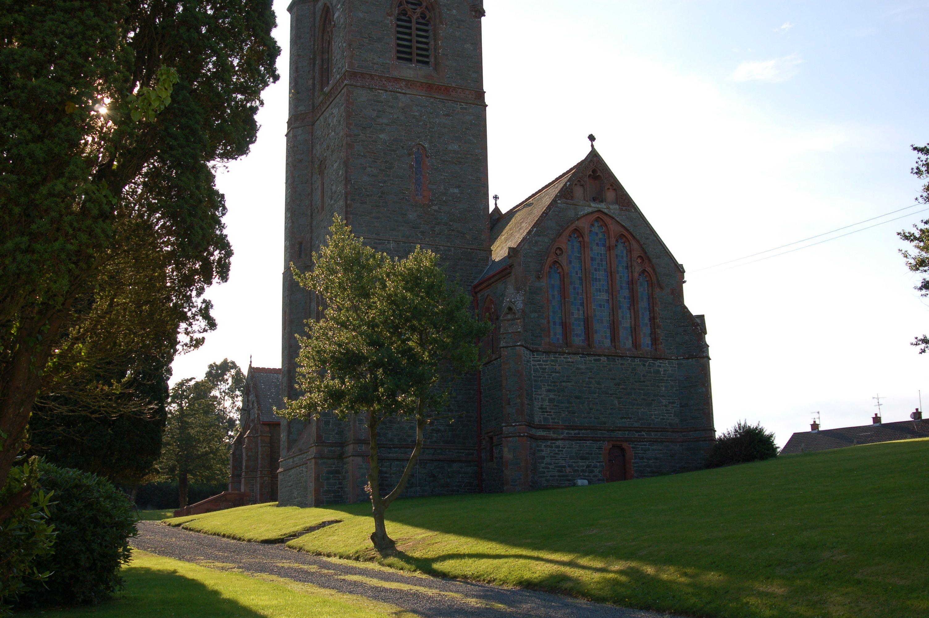 Church of Ireland Dundrum, Northern Ireland