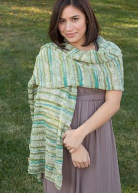 Classic Elite Bella Wrap Free Knitting Pattern