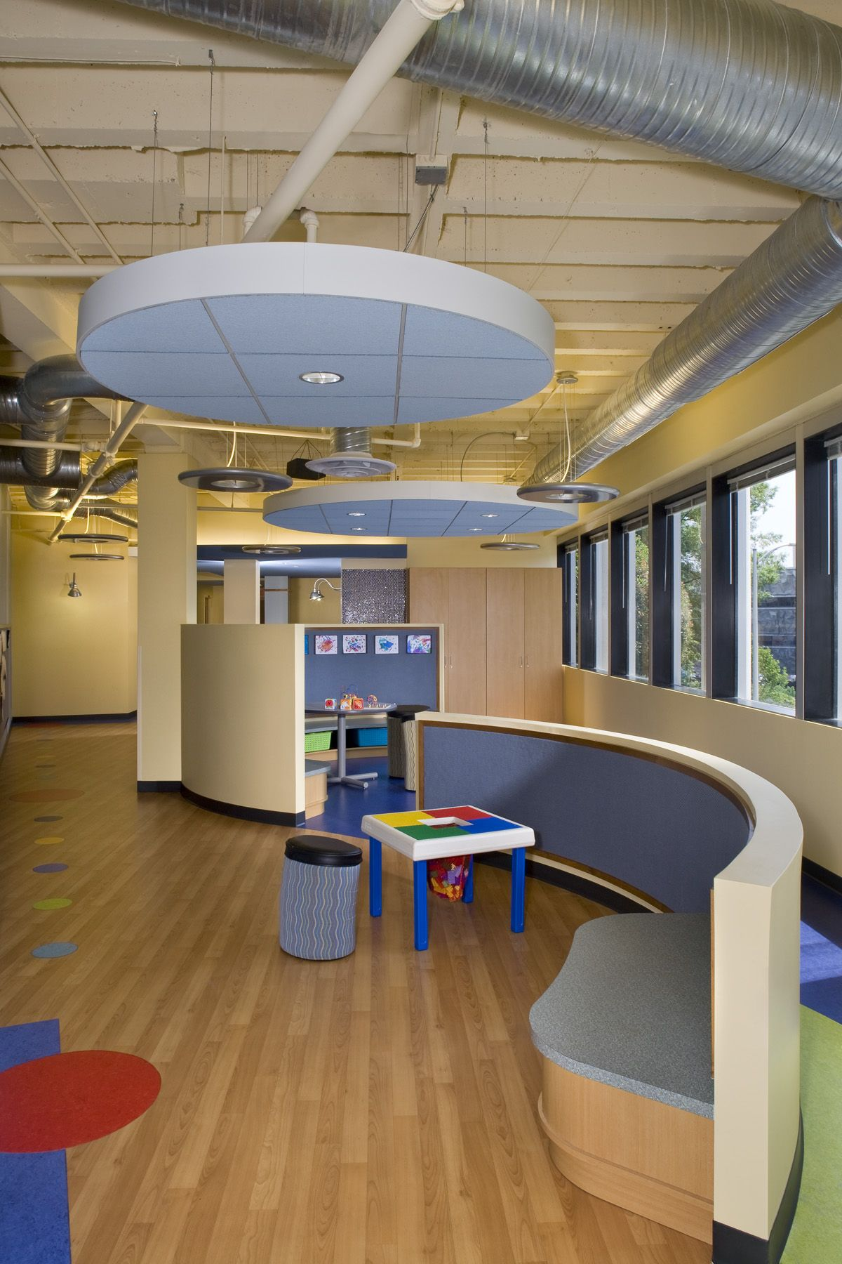 Faison School For Autism Has Received Multiple Awards Including The 2010 Outstanding Design