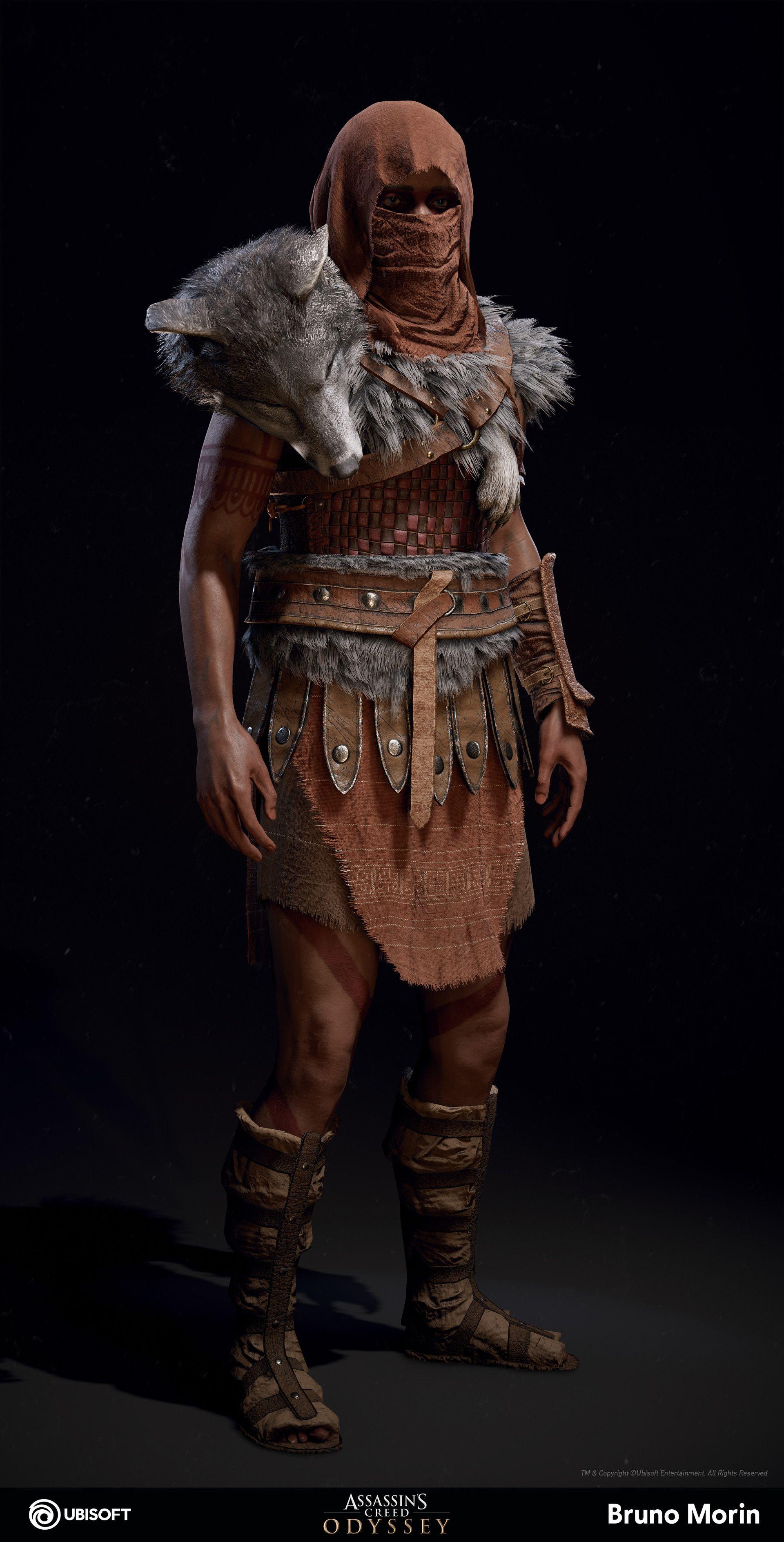 Artstation Assassin S Creed Odyssey Daughters Of Artemis Amazon Bruno Morin Assassins Creed Artwork Assassins Creed Art Assassins Creed Odyssey