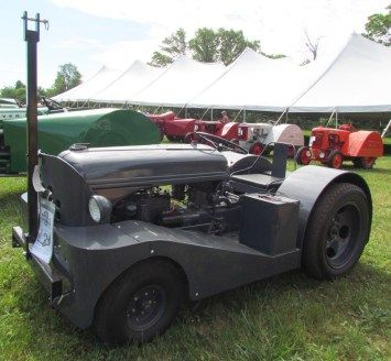 Vintage Tractor Collection Brings Nearly 2 Million At Mecum S