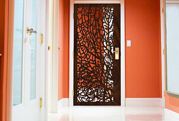 Decorating Your House With Luxurious Modern Wooden Doors | Home Design Gallery