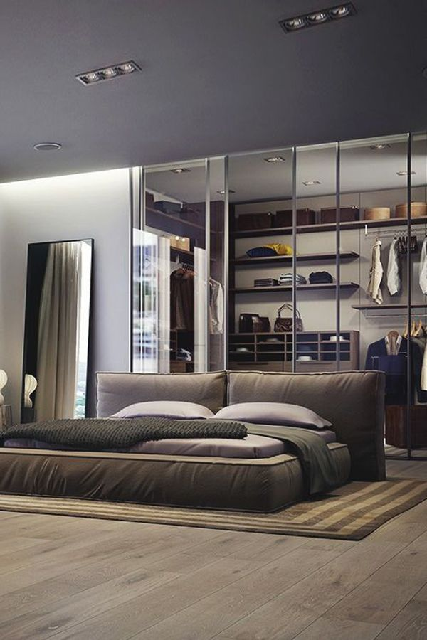 15 Masculine Bachelor Bedroom Ideas Luxurious Bedrooms Modern