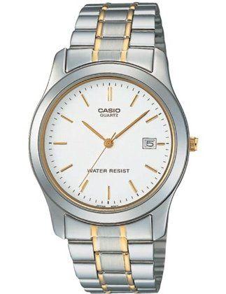 Casio General Mens Watches Metal Fashion MTP-1141G-7ADF - WW