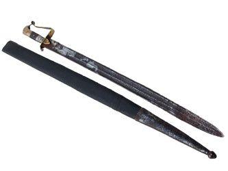 Schwert  khyber messer -E