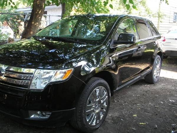 Make Ford Model Edge Year 2008 Body Style Exterior Color