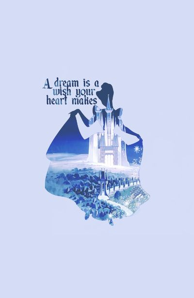 A Dream Is A Wish Your Heart Makes Art Print Disney Princess